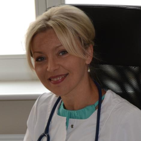 Dr n. med. Lidia Chmielewska-Michalak  specjalista kardiolog  specjalista chorób wewnętrznych